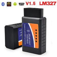 ELM327 V1.5 Bluetooth OBD2 OBDII Car Diagnostic Scanner Code Reader Tool