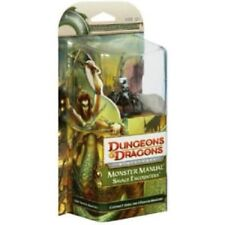 D&D Miniatures: Savage Encounters booster case sealed (8-ct) New