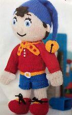 Ct26 - Knitting Pattern - Noddy - DK Knitted Children's Toy