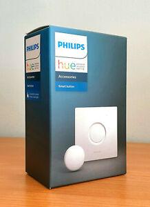 Philips Hue Smart Button Wireless Smart Lighting Control - Brand new, in box