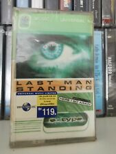 E Type. Last Man Standing. FACTORY SEALED NEW CASSETTE ALBUM.