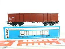 BS707-0,5# Märklin H0/AC 4716 Offener Güterwagen SNCB NEUW; OVP