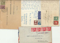 Germany Collection  / Acumulation 70 Covers Postal History 1920's - 1980's