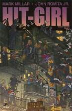 HIT GIRL #4 NEAR MINT 1st PRINT GEOFF DARROW VARIANT COVER