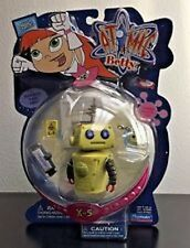Atomic Betty 2005 X-5 Action Figure by Playmate Toys Cartoon Network NIB