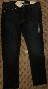 GAP Men's Indigo (Slim Stretch Denim) Jeans Size 36x30 NEW WITH TAGS!! LAST ONE!