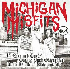 MICHIGAN MISFITS VOLUME 1 TOMOHAWK RECORDS LP VINYLE NEUF NEW VINYL