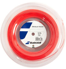 Babolat RPM Blast ROUGH 1.30mm 16G 660ft 200m Tennis String Ultimate Spin Reel