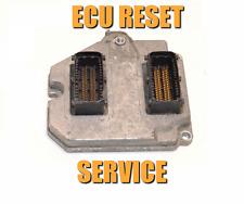 VAUXHALL OPEL ENGINE ECU RESET SERVICE SIMTEC 70, 71, 71.1, 71.5, 71.6