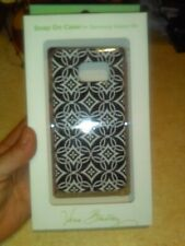 NEW VERA BRADLEY SNAP ON CASE FOR SAMSUNG GALAXY S6 *CONCERTO*