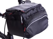 Raleigh Bike small handlebar Front Pannier Q/R 4.2 L Shoulder Storage Bag & Cover
