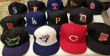 New Era Mlb 59/50 Hats, New, Lot of 13, All Size 6 5/8. Vintage, Display Items