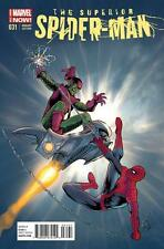 SUPERIOR SPIDER-MAN #31 MAGUIRE GREEN GOBLIN VARIANT SERIES FINALE MARVEL COMICS