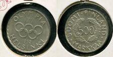 FINNLAND 1952 - 500 Markkaa in Silber, vz - OLYMPIA HELSINKI