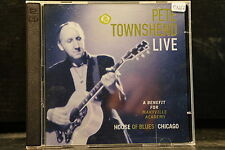PETE TOWNSHEND-Live/A Benefit for Maryville Academy 2 CD
