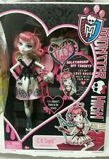 Monster High Draculaura's Sweet 1600 C. A. Cupid Daughter of Eros MIP Walmart ex