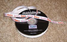 Creative Imaginations Terrific Two Twill Ribbon by Jone Hallmark