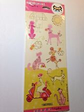 Vintage Hallmark Stickers NIP Stickeroni Dogs and Cats Fancy US Seller Free Ship