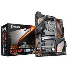 Gigabyte Intel Z390 AORUS PRO WIFI LGA1151 ATX RGB Gaming Motherboard USB 3.1
