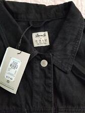 Women's Black Denim Jacket