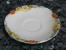 Vintage Alfred Meakin Royal Marigold Raymond Design Saucer *Excellent Condition*