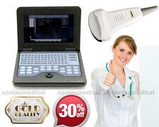 CE Nuova macchina portatile portatile ecografo digitale sonda 3.5MHz Convex