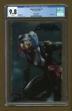 Heroes in Crisis 1CON CGC 9.8 2018 2001683001