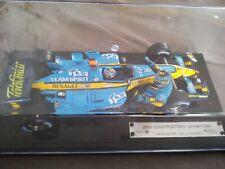 Benetton renault R 25 alonso/Fisichella constructors Champion 2005 1:18 ed. 0453