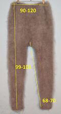 Pants Leggins Russian Cashmere Mohair Angora fluff Goat Fur Organic FETISH