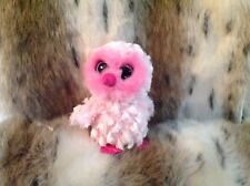 Twiggy The Beanie Boo Owl Mwmt 6""