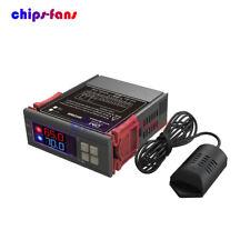 Digital Thermostat Temperature Humidity Controller AC 110~220V 10A SHT2000