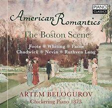 CD de musique classique Boston sur album