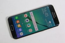Samsung Galaxy S6 Edge  32GB Black (Unlocked) AVERAGE, GRADE C 883
