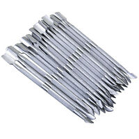 10PCS Stainless Steel Cuticle Pusher Remover Nail Art Trimmer Manicure Set Tool