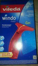 Vileda Fenstersauger Windomatic Fenstersauger Flexible Kopf Windo Matic Gerät