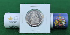 2016 Canada Half Dollar - 50 Cent Coin Uncirculated Right from RCM Roll