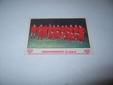 Album Calciatori Panini 1964/65  Figurina  Independiente Coppe
