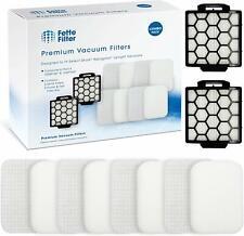 Fette Filter - Vacuum Filter Compatible with Shark 1238FT60 & 1239FT60 Filter...