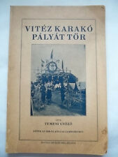 1929 BOY SCOUT WORLD JAMBOREE BOOK from Hungary