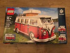 NEW LEGO 10220 Creator Volkswagen T1 Camper Van 1334pcs @@@DAMAGED BOX@@@