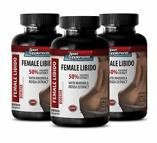 Women Age Sex Enhancement Pills - New Female Libido Booster - Vitamin E 3B