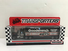 Matchbox Super Star Transporters Dale Earnhardt #3 Goodwrench 1991 Edition