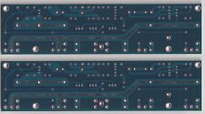 30W Mosfet Pure Class A SE amplifier PCB stereo pair based on Aleph 3 !