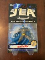 New Sealed DC Kenner Hasbro JLA 1999 Batman Action Figure Justice League
