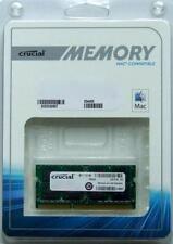 DDR3 SDRAM de ordenador Crucial 1 módulos