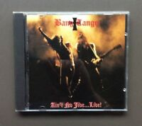 BANG TANGO Ain't No Jive Live! CD 5 Tracks 1992 MCA Records VG+ Cond Glam Rock