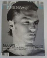Arena Homme Plus Männermagazin Frühjahr 2002 Heft für Lifestyle & Mode y4-287