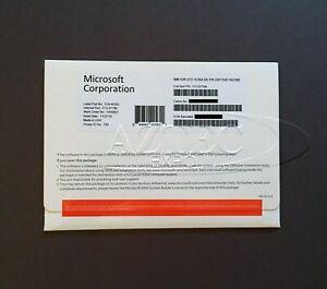 Microsoft Windows Server 2019 Standard 64bit OEM P73-07788 - BRAND NEW-*