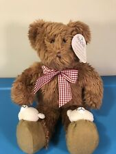 Vintage 1999 Avon Exclusive Kids Praying Teddy Bear 13� w Tag New - See Video!