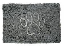 Bath Mat Rug Chenille Shag Carpet Non Slip Microfiber Plush Bathroom Floor